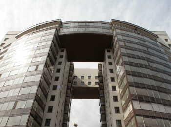Наличие двухуровневых квартир в жилом комплексе Новый город